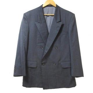 クリスチャンディオール(Christian Dior)のクリスチャンディオール MONSIEUR テーラードジャケット 灰 AB-5(テーラードジャケット)