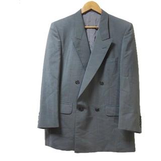 クリスチャンディオール(Christian Dior)のクリスチャンディオール MONSIEUR テーラードジャケット AB-5 緑系(テーラードジャケット)