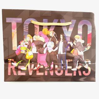 バンダイナムコエンターテインメント(BANDAI NAMCO Entertainment)の東京リベンジャーズナムコ限定ノベルティショッパー(ノベルティグッズ)