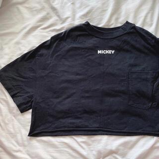 マウジー(moussy)のMOUSSY Disney ディズニー mickey ミッキーマウス Tシャツ(Tシャツ(半袖/袖なし))