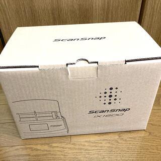 富士通 - 富士通 ScanSnap iX1600 FI-IX1600 ホワイト