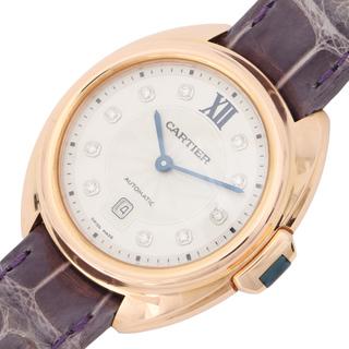 カルティエ(Cartier)のカルティエ Cartier クレドゥカルティエ 腕時計 レディース【中古】(腕時計)