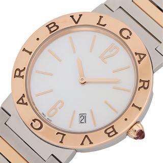 ブルガリ(BVLGARI)のブルガリ BVLGARI ブルガリブルガリ 腕時計 レディース【中古】(腕時計)