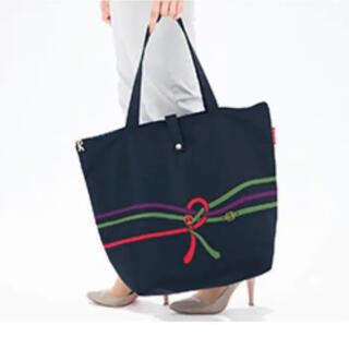 ロベルタディカメリーノ(ROBERTA DI CAMERINO)の新品未使用 ロベルタ エコバッグ 保冷バック ロゴマーク入り(エコバッグ)