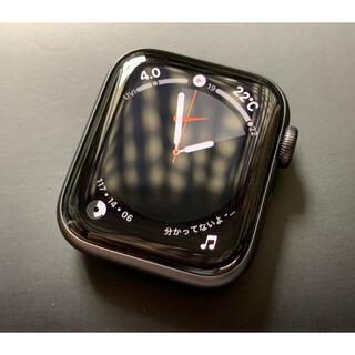 Apple Watch SE NIKEモデル 40mm