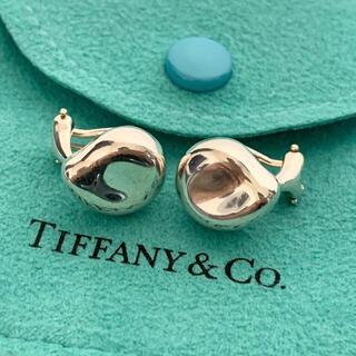 ティファニー(Tiffany & Co.)のティファニー イヤリング ビーン クリップオン式 エルサペレッティ AG92(イヤリング)
