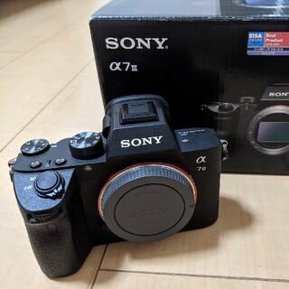 SONY - SONY a7ⅲ ショット数1350