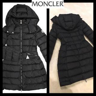 モンクレール(MONCLER)のモンクレール Charpal ブラック(ダウンコート)