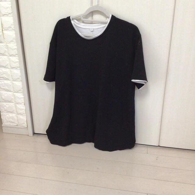 メンズ半袖重ね着T シャツ最終価格 SALE メンズのトップス(Tシャツ/カットソー(半袖/袖なし))の商品写真