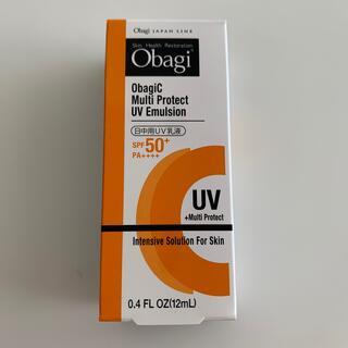 Obagi - 新品未開封 Obagi オバジ マルチプロテクト UV乳液 12ml