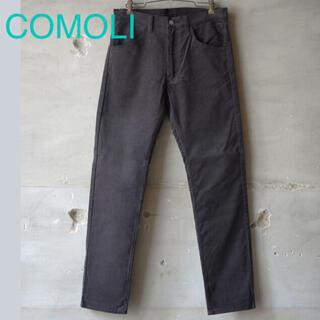 COMOLI - 【21AW/新品】comoli コーデュロイ 5P パンツ サイズ 2