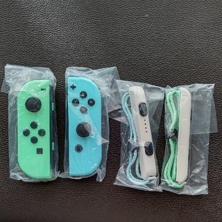 Nintendo Switch - あつまれどうぶつの森 joy-conセット Switch