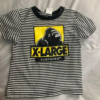 エクストララージ(XLARGE)のX-LARGE キッズ半袖tシャツ(Tシャツ/カットソー)