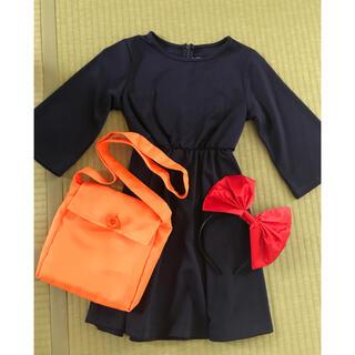 魔女の宅急便 ドレス 3点セット 130サイズ