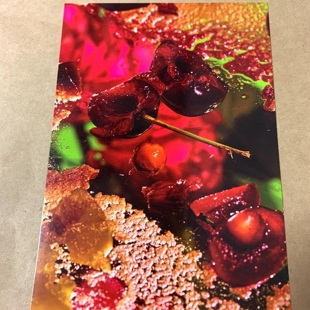 NCT127  STICKER  トレカ ポストカード テヨン エンタメ/ホビーのCD(K-POP/アジア)の商品写真
