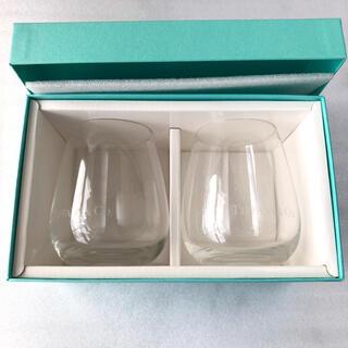 ティファニー(Tiffany & Co.)のNo.43 ティファニーペアグラス ペアタンブラー(タンブラー)
