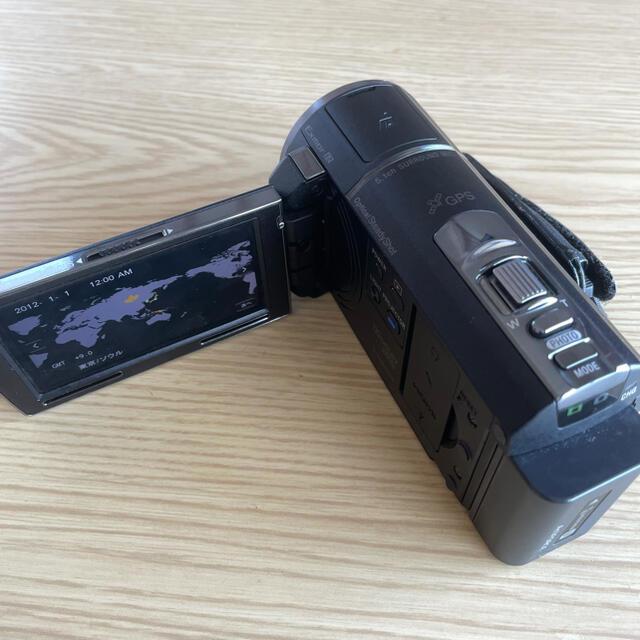 SONY(ソニー)のソニー SONY ビデオカメラ Handycam PJ590V スマホ/家電/カメラのカメラ(ビデオカメラ)の商品写真