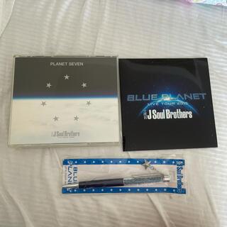 サンダイメジェイソウルブラザーズ(三代目 J Soul Brothers)のPLANET SEVEN(2DVD付) (ポップス/ロック(邦楽))