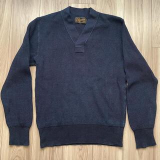スティーブンソンオーバーオール(STEVENSON OVERALL)のstevenson overall a1 knit a-1 スティーブンソン(ニット/セーター)
