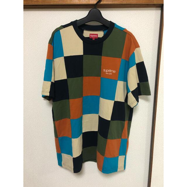 Supreme(シュプリーム)のsupreme Patchwork Pique Tee メンズのトップス(Tシャツ/カットソー(半袖/袖なし))の商品写真