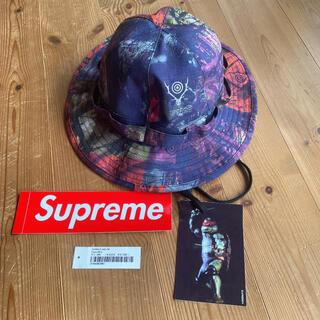 Supreme - Supreme SOUTH2 WEST8Jungle Hat 即完品