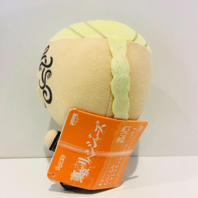 BANDAI NAMCO Entertainment(バンダイナムコエンターテインメント)の【ナムコ限定】東京リベンジャーズ ちびぐるみ マイキー ドラケン 三ツ谷 セット エンタメ/ホビーのおもちゃ/ぬいぐるみ(キャラクターグッズ)の商品写真