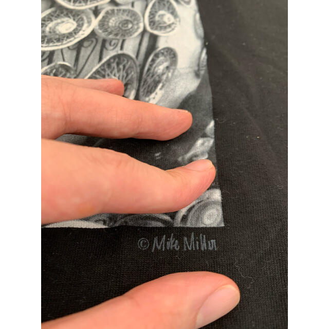 Supreme(シュプリーム)の2pac Mike Miller ワーク×Shoe Palace メンズのトップス(Tシャツ/カットソー(半袖/袖なし))の商品写真