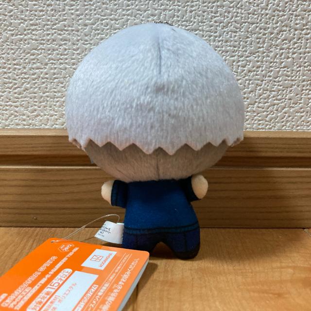 BANPRESTO(バンプレスト)の東京リベンジャーズ ちびぐるみ 三ツ谷隆 ナムコ限定 エンタメ/ホビーのおもちゃ/ぬいぐるみ(キャラクターグッズ)の商品写真