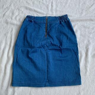 レトロガール(RETRO GIRL)のRETROGIRL レトロガール デニムスカート(ひざ丈スカート)