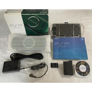 PlayStation Portable - 良品 PSP-3000  スピリティッドグリーン