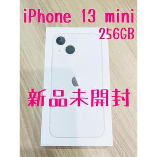 iPhone - 【新品未開封】iPhone 13 mini 256GB SIMフリー