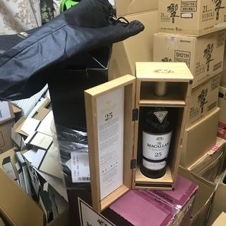 ザ マッカラン 25年 700ml 箱付 ウイスキー スコッチ