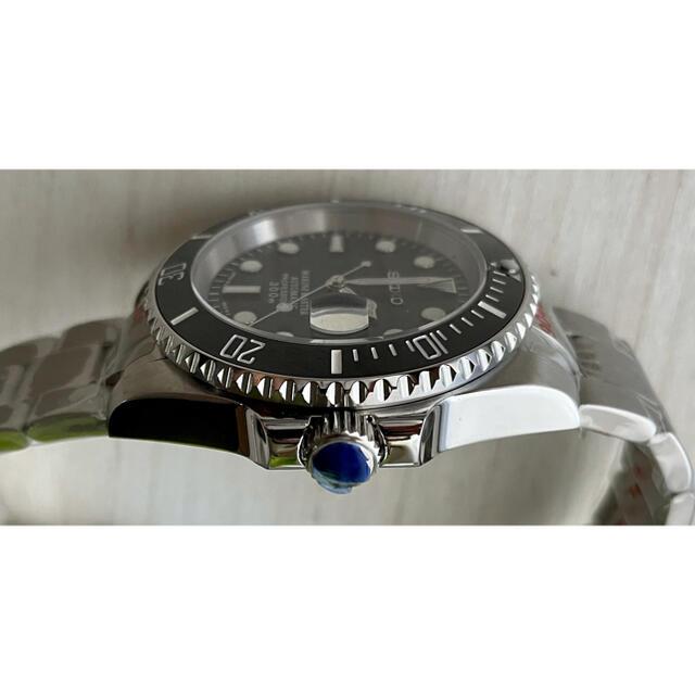 SEIKO MOD セイコー カスタム サブマリーナ NH35A 機械式 メンズの時計(腕時計(アナログ))の商品写真