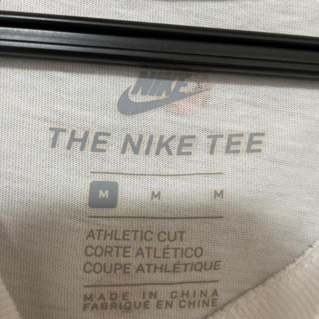 NIKE(ナイキ)のナイキ プリントTシャツ Mサイズ メンズのトップス(Tシャツ/カットソー(半袖/袖なし))の商品写真