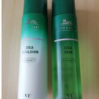 シカ 化粧水 乳液 VT cica skin emulsion