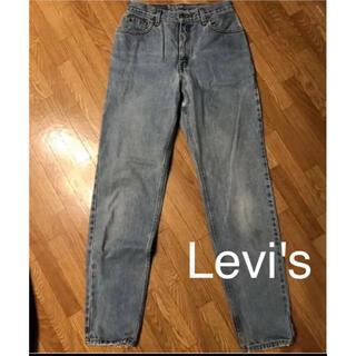 リーバイス(Levi's)のLevi's リーバイス  デニム テーパード ジーンズ 550(デニム/ジーンズ)