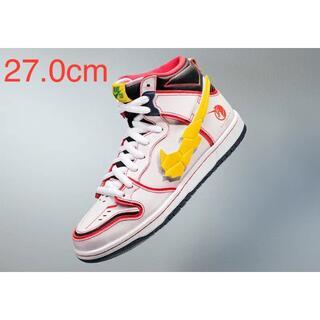 ナイキ(NIKE)のGUNDAM UNICORN  X Nike SB 【Dunk High Pro(スニーカー)