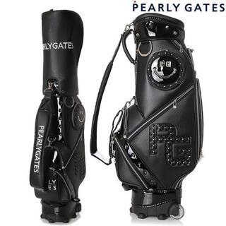 PEARLY GATES - 未使用 パーリーゲイツ キャディバッグ キャスター付き