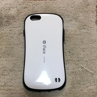 iPhone - iface  白色 iPhone 6s 対応