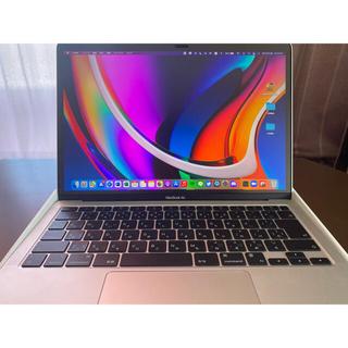 Apple - M1 MacBook Air AppleCare付き(美品)