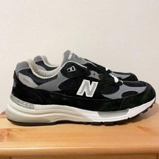 New Balance - 【9/28迄】New balance M992EB Dワイズ ブラック