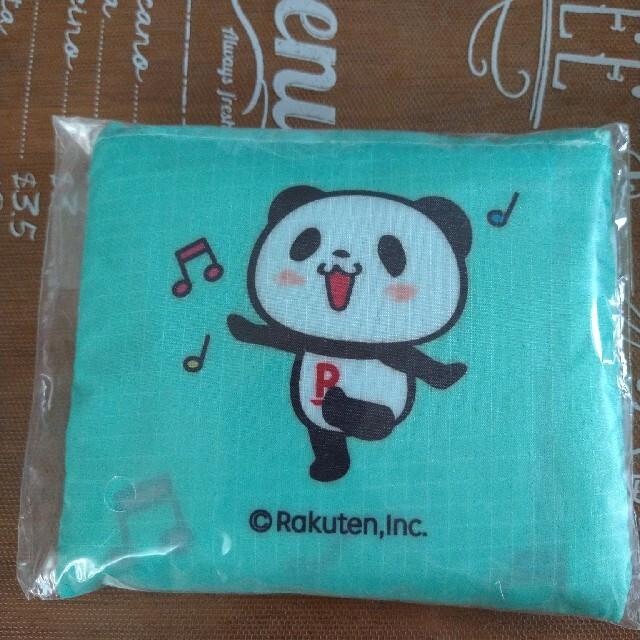 Rakuten(ラクテン)の楽天パンダ 買い物バッグ エコバッグ レディースのバッグ(エコバッグ)の商品写真
