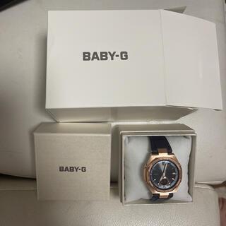 ベビージー(Baby-G)のソーラー式腕時計 baby-G(腕時計)