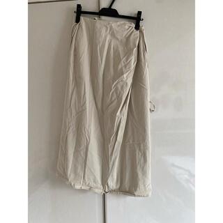 アングリッド(Ungrid)のアングリッド ungrid 巻きスカート(ロングスカート)