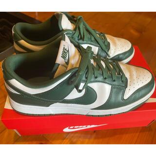 NIKE - Nike DUNK LOW ダンクロー チームグリーン