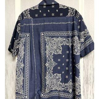 サカイ(sacai)のSacai Aloha 開襟シャツ(シャツ)