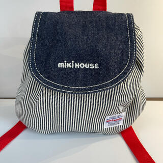 mikihouse - ミキハウス キッズ リュックサック