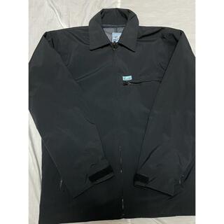 XLARGE アウター ブラック ジャケット ナイロン