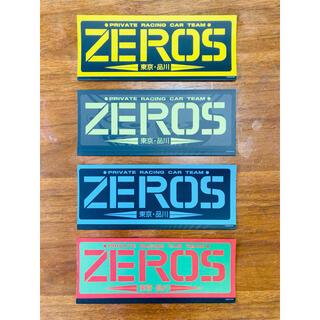 コウダンシャ(講談社)の漫画 爆音列島 ZEROS 髙橋ツトム ステッカー 4枚セット(その他)