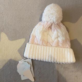 ジェラートピケ(gelato pique)のジェラートピケ ニット帽(その他)